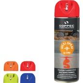 Sprays de marcaje  Spray fluorescente 360º IDEAL