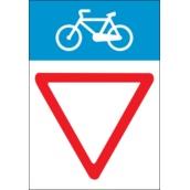 Señalización de vías ciclistas Señales ciclorutas Señales de peligro, prohibición y obligación en ciclo-rutas